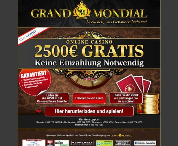 grand mondial casino is it legit